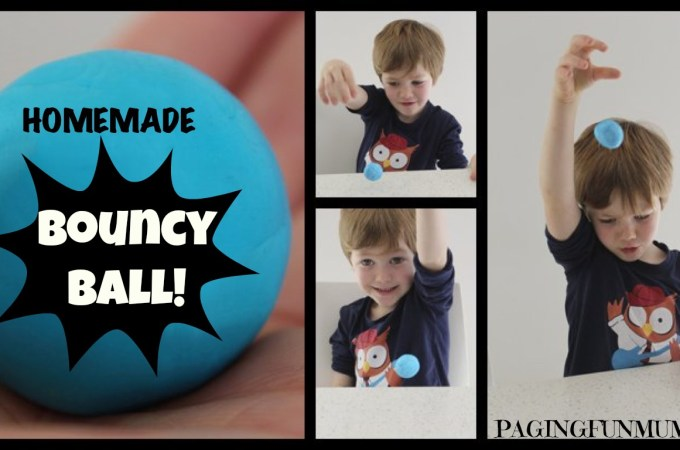 DIY Bouncy Balls