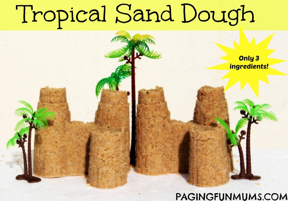 Tropical Sand Dough