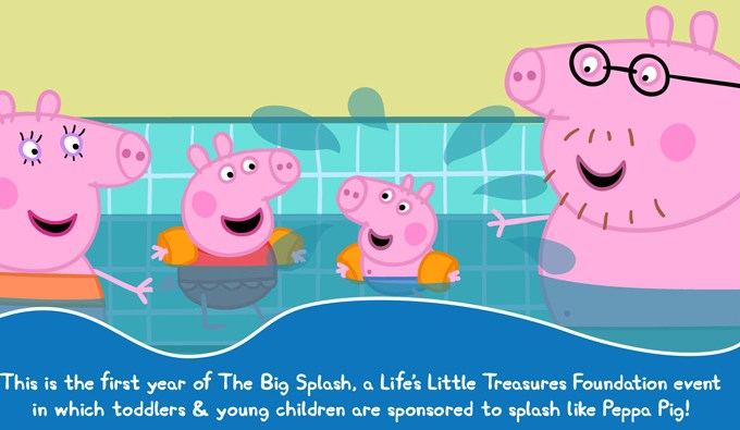 The Big Splash Charity Initiative
