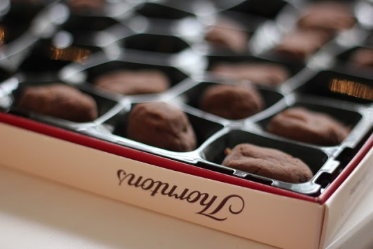 Chocolate Playdough