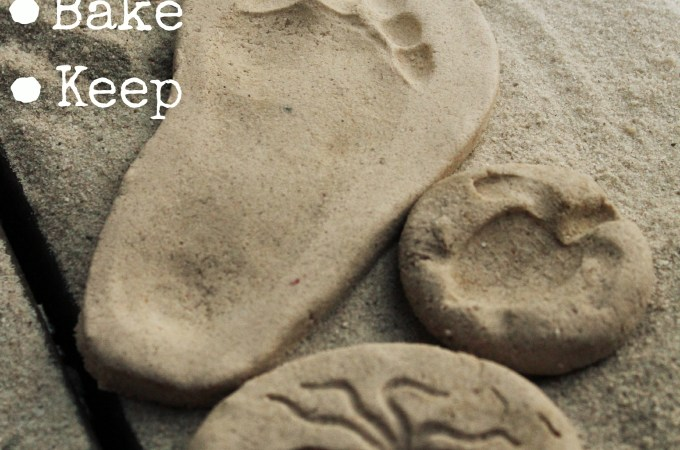 Sand Clay Recipe – Create, Bake & Keep!