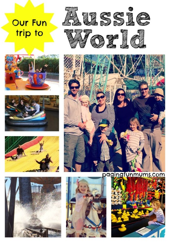 Our Fun Trip to Aussie World