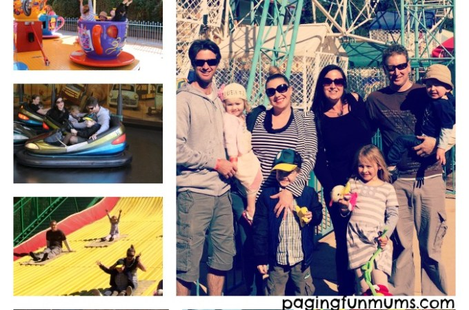 Our Fun Trip to Aussie World