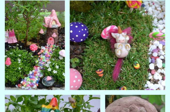 Fairy Garden Kits – our featured Etsy store!