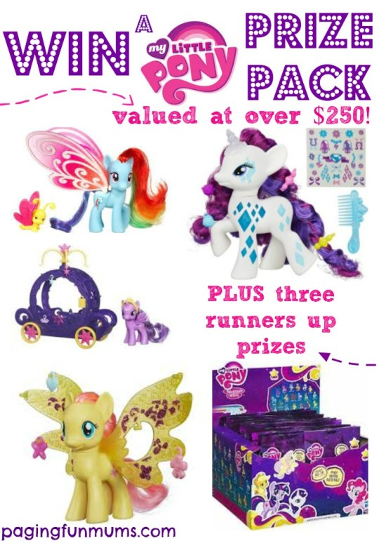 My Little Pony Prize Pack
