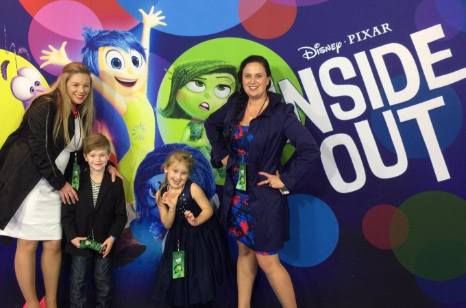 Inside Out Movie Review and Giveaway!