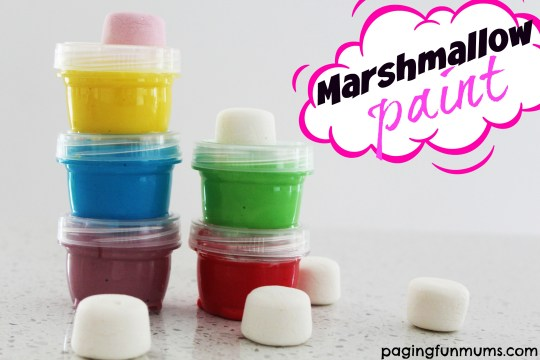 Marshmallow-Paint-