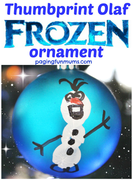 Thumbprint-Olaf-Ornament-Frozen