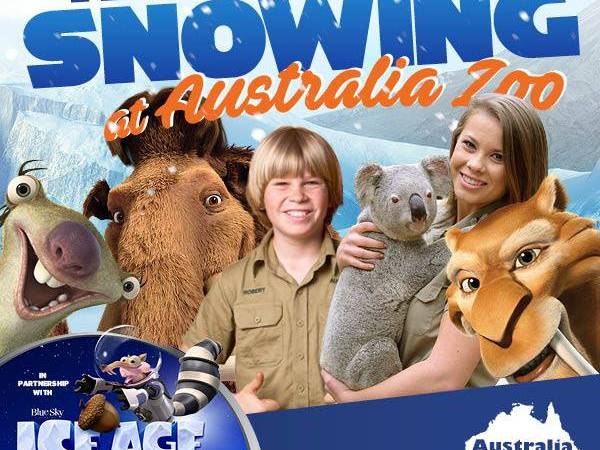 Winter School Holiday FUN at Australia Zoo!