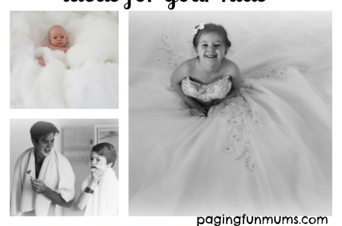 5 Gorgeous Photography Keepsake Ideas for your kids