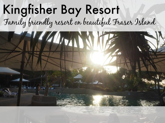 Kingfisher Bay Resort on Fraser Island