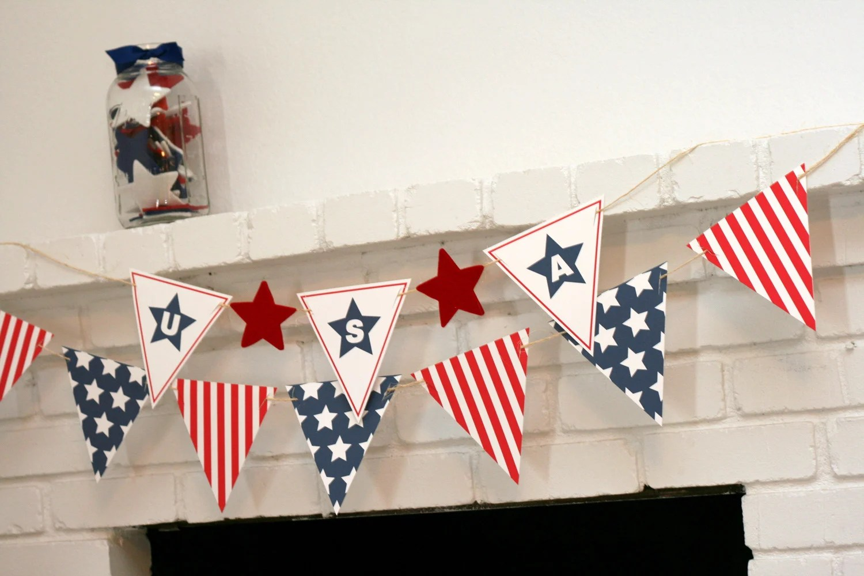 Stars Stripes Banner