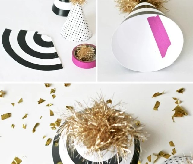 Free Printable New Years Party Hats At Pagingsupermom Com