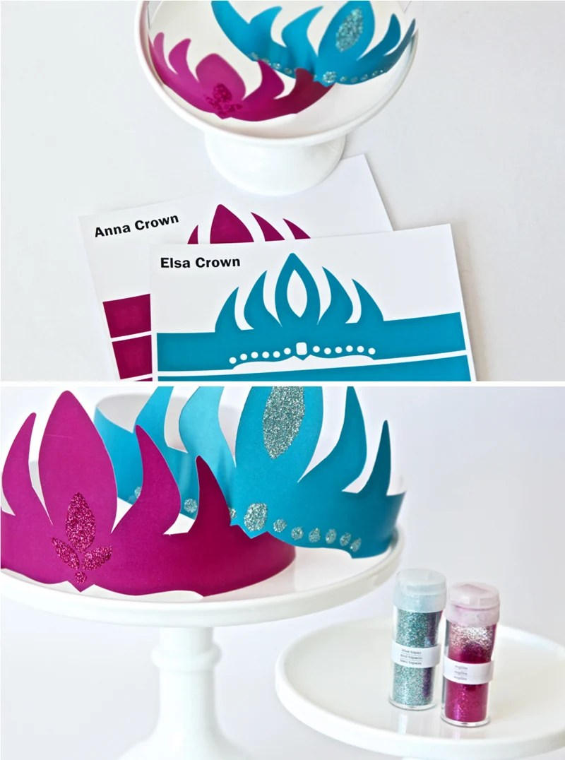 frozen printables anna car pictures
