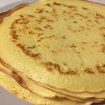 Clătite pufoase, fragede și gustoase perfect rumenite