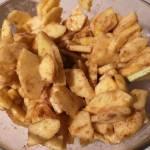 Umplutura de mere pentru plăcintă cu mere și scorțișoară