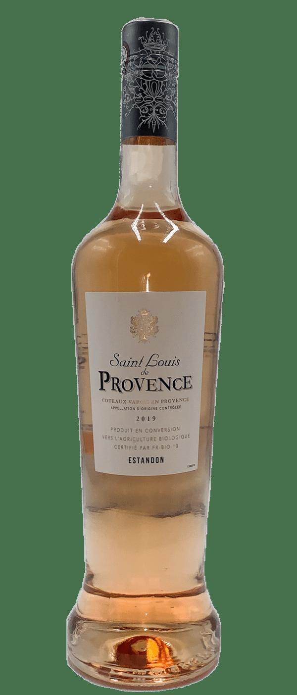 vin rose cote de provence