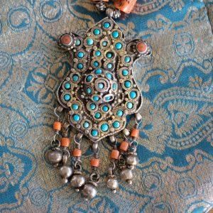 Bukhara Uzbekistan old necklace