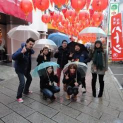 長崎はいつも雨だった・・・