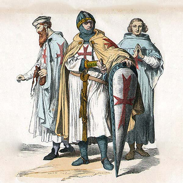 Fiction: Freemasons are directly connected to the Knights Templar, as described in The Da Vinci Code.
