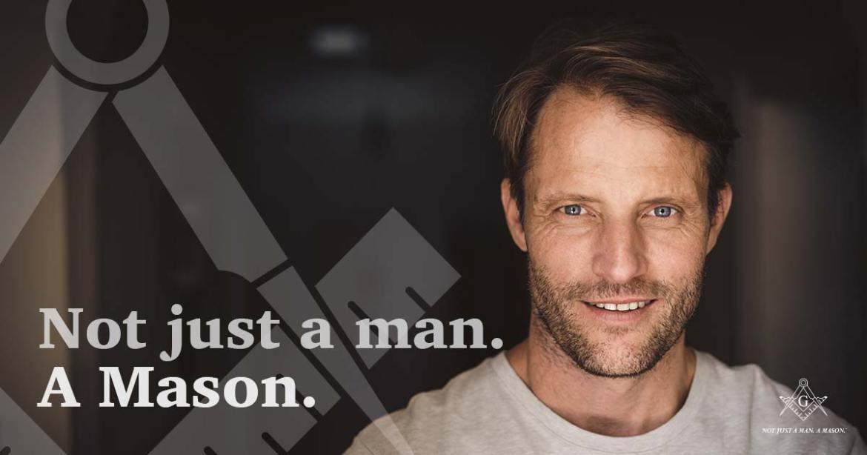 Not just a man.