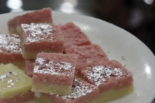 coconut burfi pahalwans sweets