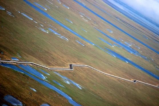Alaskan pipelines