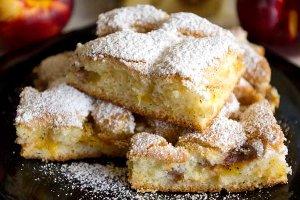 Prăjitură cu fructe & Nectar Pedro Ximenez