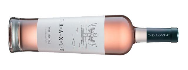 Pinot Noir Rosé 2018, Crama Trantu