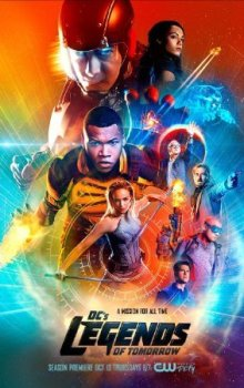 Download and Watch Onine TV Series DC's Legends of Tomorrow (2016) 480p 720p