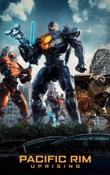 Watch Free Movies Pacific Rim: Uprising (2018) 480p & 720p