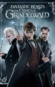 Free Download & Streaming Film Fantastic Beasts: The Crimes of Grindelwald (2018) BluRay 480p, 720p, & 1080p Subtitle Indonesia