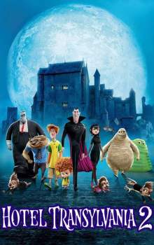 Free Download & Streaming Film Hotel Transylvania 2 (2015) BluRay 480p, 720p, & 1080p Subtitle Indonesia