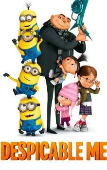 Free Download & Streaming Film Despicable Me (2010) BluRay 480p, 720p, & 1080p Subtitle Indonesia Pahe Ganool Indo XXI LK21
