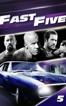 Free Download & Streaming Film Fast Five (2011) BluRay 480p, 720p, & 1080p Subtitle Indonesia Pahe Ganool Indo XXI LK21