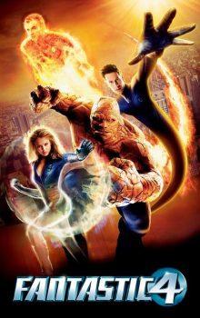 Free Download & Streaming Film Fantastic Four (2005) BluRay 480p, 720p, & 1080p Subtitle Indonesia Pahe Ganool Indo XXI LK21