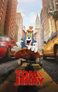 Free Download & Streaming Film Tom & Jerry (2021) BluRay 480p, 720p, & 1080p Subtitle Indonesia Pahe Ganool Indo XXI LK21