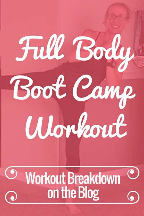 EMOM Full Body BOOT CAMP Workout - Cardio Strength and Standing Abs from Pahla B Fitness