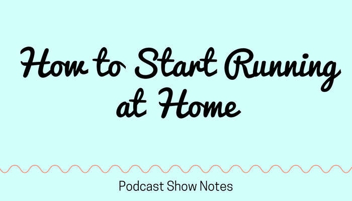 How to Start RUNNING at HOME - 20 Minute WALKING + RUNNING, Your Indoor Run-Walk Questions Answered Full Length Home Workout from Pahla B Fitness Blog Featured Image
