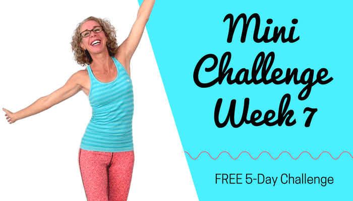 #PahlaBMiniChallenge Week SEVEN Full Length Home Workout from Pahla B Fitness Blog Featured Image