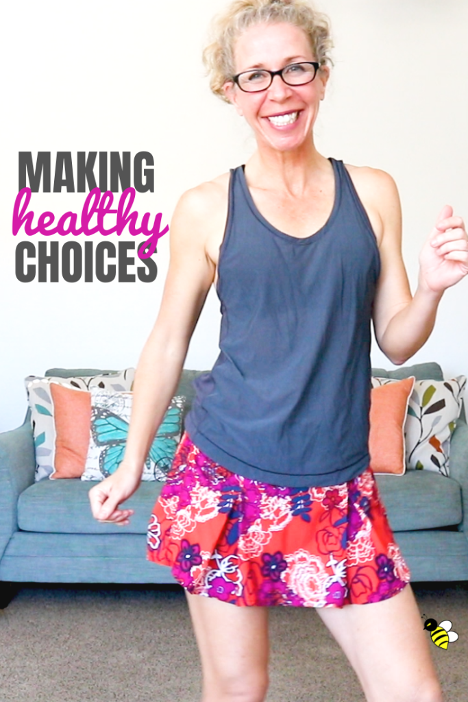 Killer Bs, making healthy choices is TOUGH, but you can absolutely be tougher.  Let's go for a nice, quick WALK + RUN (with one-minute intervals) while we chat about HOW you can make healthy choices, even when you kinda don't want to.