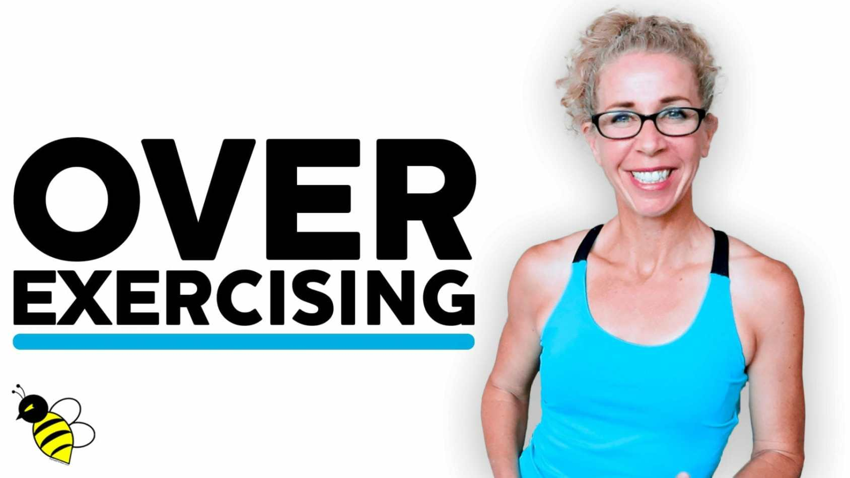 Over Exercising Let's RUN Podcast with Pahla B