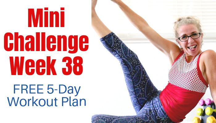 2019 #PahlaBMiniChallenge Week 38 September 16 - 20