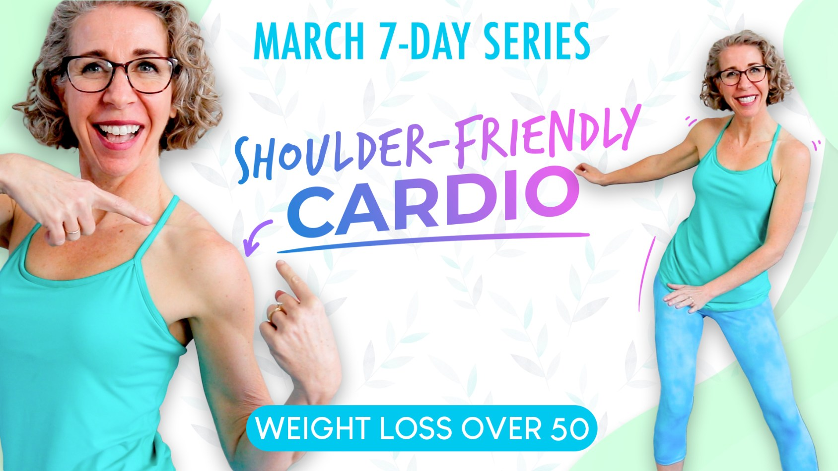 SHOULDER-FRIENDLY Cardio (NO Overhead Moves!) WEIGHT LOSS Workout ???? Pahla B Fitness