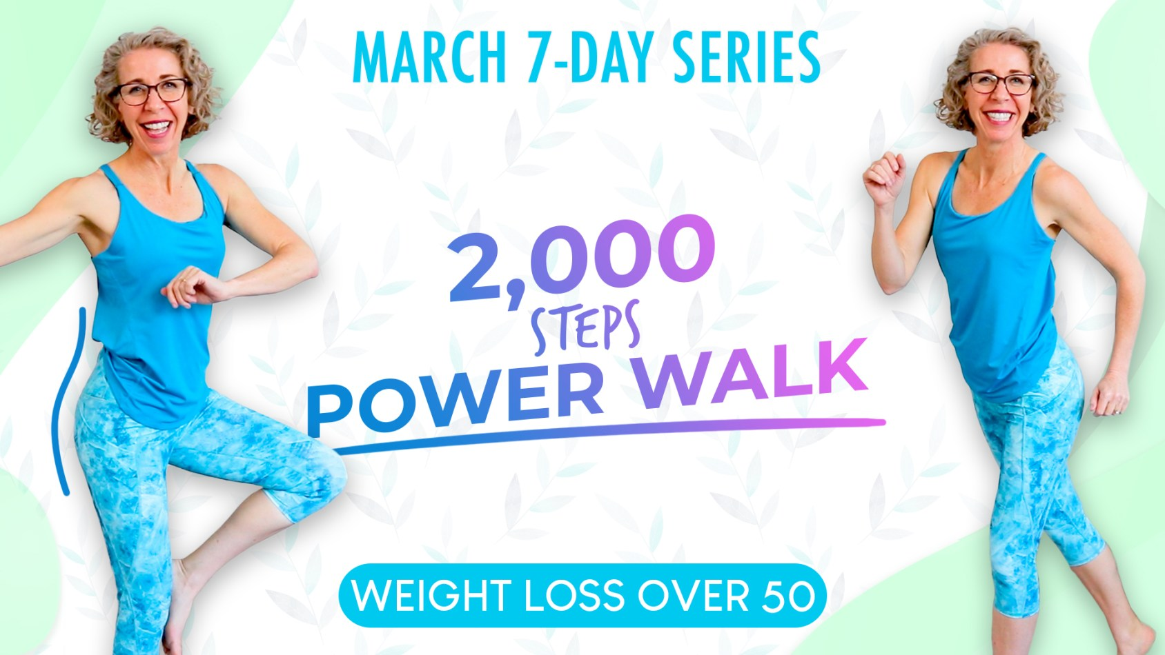 Cardio POWER WALK with BALANCE Practice WEIGHT LOSS Workout ???? Pahla B Fitness