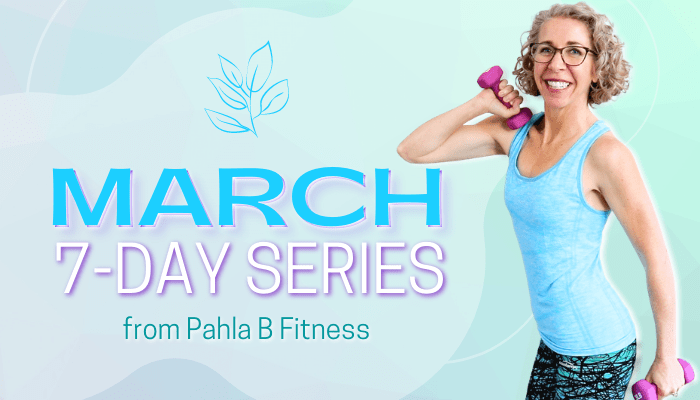 2021 03 MARCH Monthly Workout Challenge