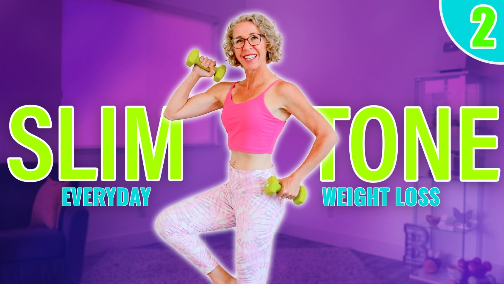 2️⃣ The BEST Total Body Workout! Fast, Efficient + Effective for Women over 50