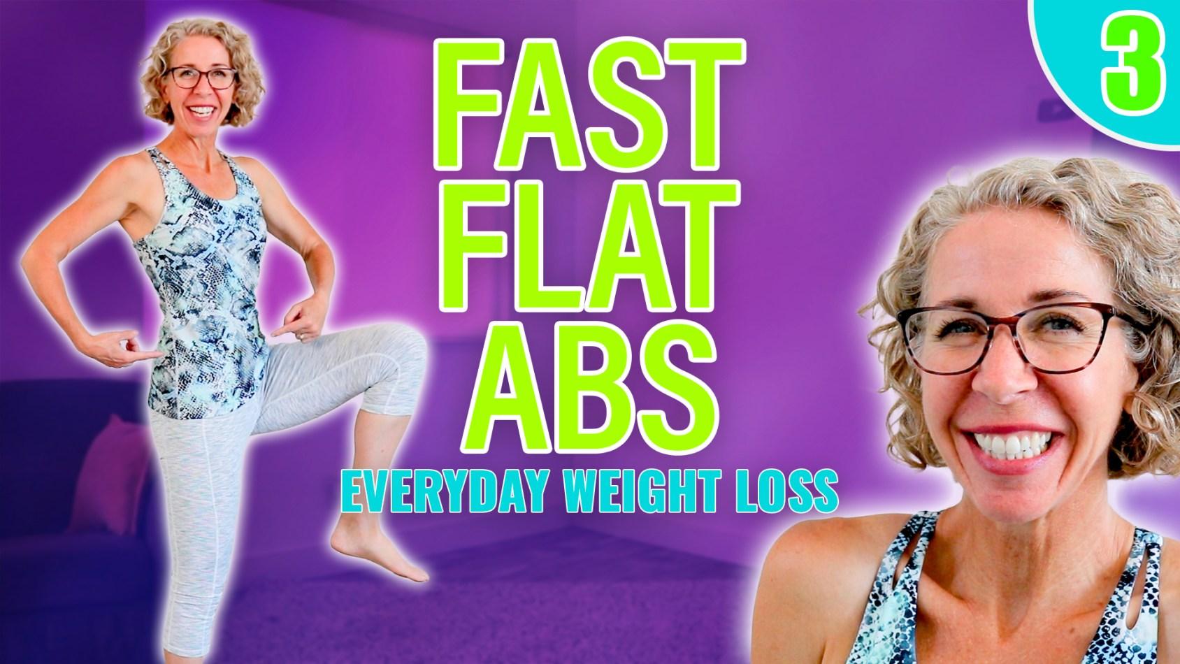 3️⃣ Your LEAN BODY over 50 Starts HERE! No Equipment, No Floor Work