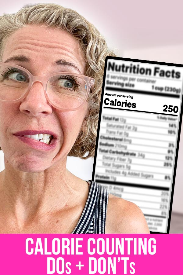 Today, I'm revealing the common mistakes that we make with counting calories, and how a couple of MINOR TWEAKS can result in MAJOR BENEFITS🎇.