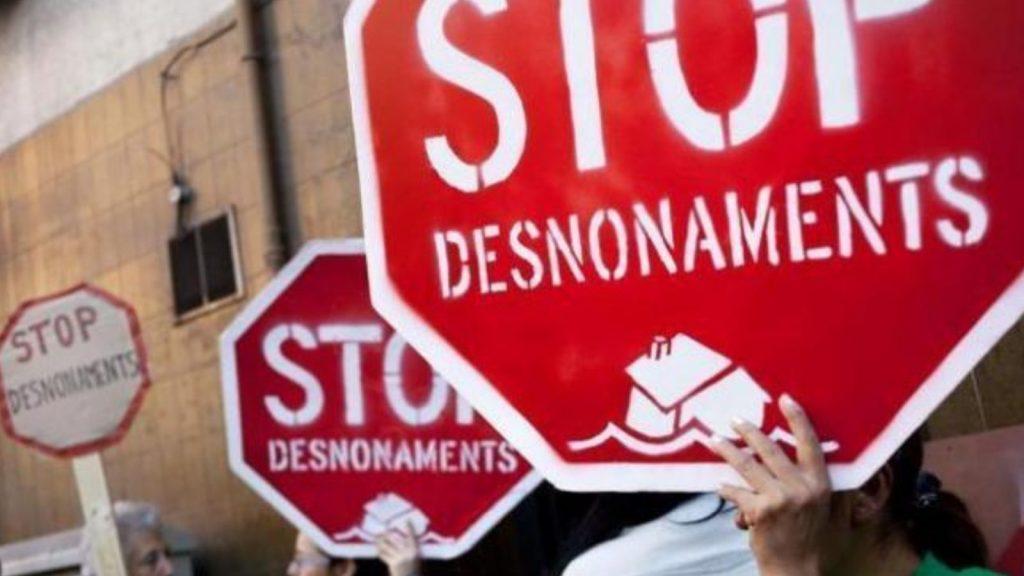 stop desnonaments decret gene